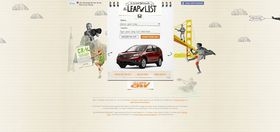 CR-V Leap Year Contest