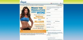 Valpak Make the Resolution and Win Sweepstakes