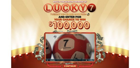 www.abclucky7.com – ABC's Lucky 7 Sweepstakes