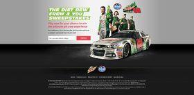 dietdewcrewandyou.com – Diet Dew Crew & You Sweepstakes