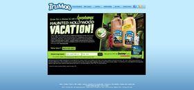 trumoo.com/goosebumps – TruMoo Goosebumps Haunted Hollywood Vacation Sweepstakes