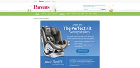 Perfect Fit Sweepstakes