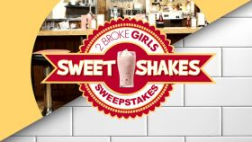 2 Broke Girls Sweet Shakes Sweepstakes 2016 (Milkshake Code Word Of The Day)