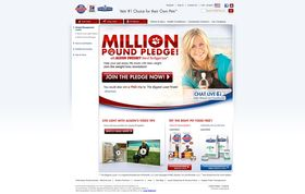 Hill's Science Diet Million Pound Pledge Sweepstakes