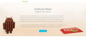 www.android.com/kitkat – Android KIT KAT Instant Win Game