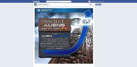 H2 Alien Ambassador Facebook Game