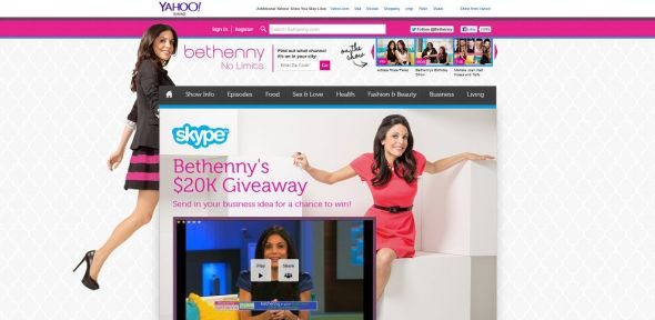 bethenny.com/biyb – Bethenny In Your Business Contest
