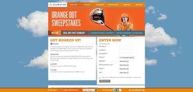 COBRA GOLF Orange-Out Contest