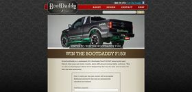 2011 BOOT DADDY FORD F150 XLT Promotion