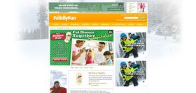 FamilyFun.com Badges of Fun: Eat Dinner Together Sweepstakes