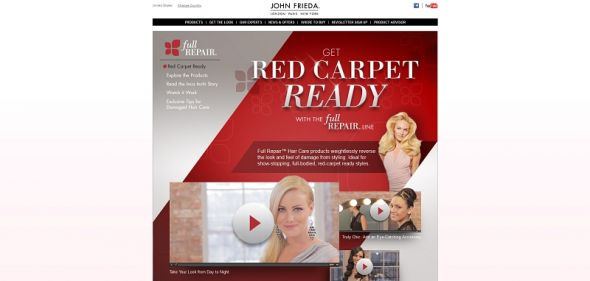 John Frieda Full Repair Sweepstakes