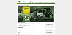 John Deere Green Fever $30,000 Big Gear Giveaway