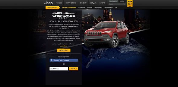 joincherokeeeffect.com – Cherokee Effect Join. Play. Earn Rewards. Sweepstakes