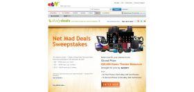 eBay Deals 2012 Sweepstakes