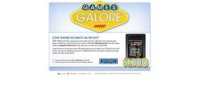 AARP Games Galore