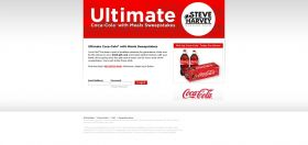 Ultimate Coca-Cola with Meals Sweepstakes
