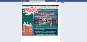 facebook.com/VintageSeltzer – Vintage Seltzer Super Bubbly Party Contest