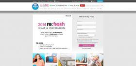 RE:FRESH HSN & Pinterest Sweepstakes