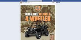 Win your own Old Milwaukee ATV! Sweepstakes