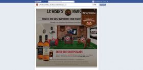 Wiser's T2 Man Cave Sweepstakes