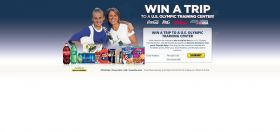 cocacolaotcsweeps.com – Coca-Cola U.S. Olympic Training Center Sweepstakes and Instant Win Game