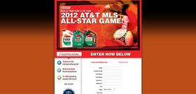 Castrol/Kmart MLS All Star Sweepstakes