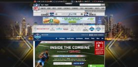 nfl.com/gmccombinesweeps – Inside the Combine Driven by GMC Sweepstakes