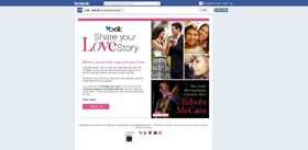 Belk Share Your Love Story Promotion