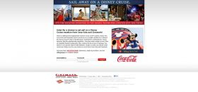 Sail Away with Coca-Cola and Cinemark Sweepstakes