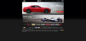 WinCamaroZL1.com – Get the Gift of Speed Sweepstakes