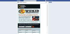 facebook.com/wickedtunatv – National Geographic Channel's Bass Pro Shops Wicked Weekend Sweepstakes