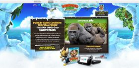 Donkey Kong Country: Tropical Freeze San Diego Zoo Sweepstakes
