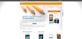 AT&T What's Cool for School Sweepstakes