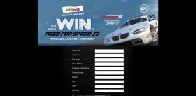 ampm.com/nfs – ampm Need For Speed Sweepstakes