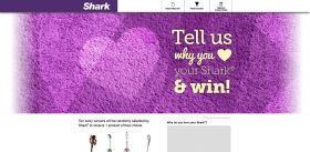 Shark Tell Us Your Story Sweepstakes