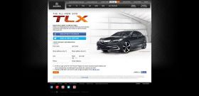 www.acura.com/thrill – Acura TLX Thrillstakes Sweepstakes