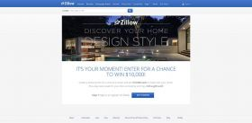 Zillow Home Design Sweepstakes