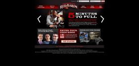 redbaron.com/play – RED BARON Major League Gaming Instant Win Game & Sweepstakes