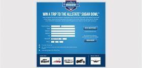 allstatecfb.com – Allstate's : 60 Seconds of Mayhem Promotion