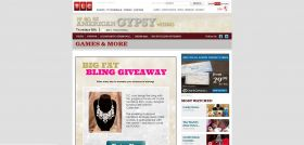 TLC Big Fat Bling Giveaway