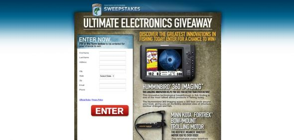 Ultimate Electronics Giveaway