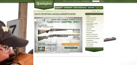 2012 Remington Shopping Spree at Dick's Sporting Goods Sweepstakes