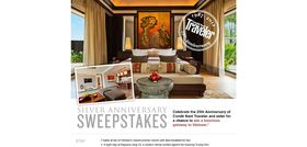 Silver Anniversary Sweepstakes