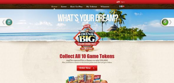 buddigpromos.com/Dream-Big – Buddig Dream Big Promotion