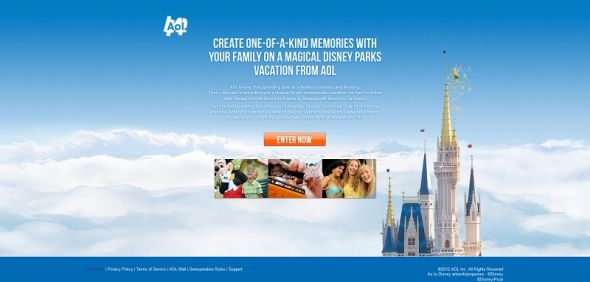 Magic Vacation Giveaway Sweepstakes