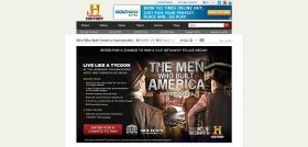 Men Who Built America Sweepstakes