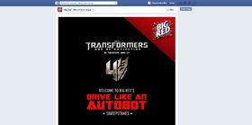 bigred.com/AUTOBOT – Big Red Transformers: Age of Extinction Drive like an Autobot Vegas Trip Sweepstakes