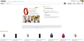 Amazon Student Get Fit Giveaway