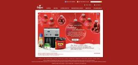 Folgers Wakin' Up Club Holiday Exclusives Promotion