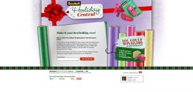 2012 Scotch Brand Holiday Central Promotion